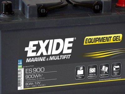 Akumulatory głębokiego wyładowania Exide