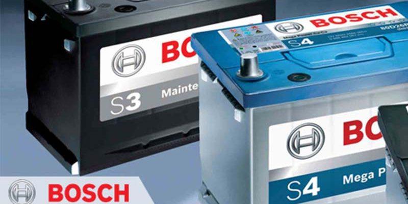 Akumulatory Bosch