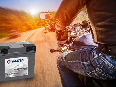 Akumulatory motocyklowe Varta