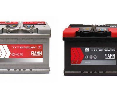 Akumulator samochodowy Fiamm