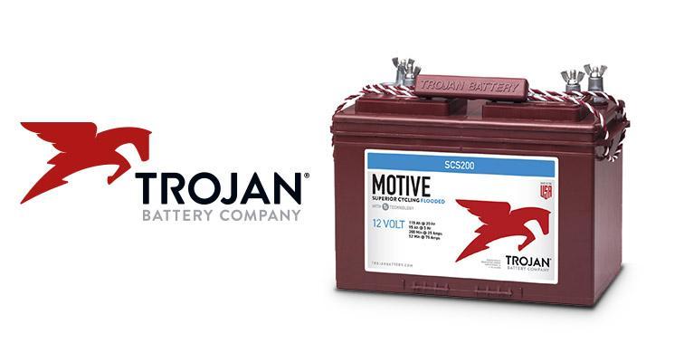 Akumulatory Trojan Bytom