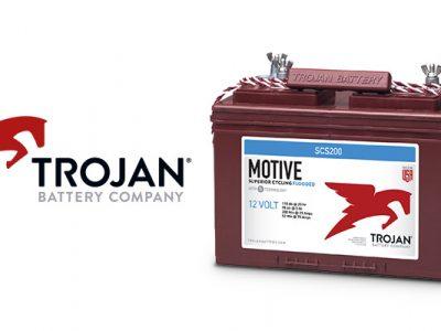 Akumulatory Trojan Toruń