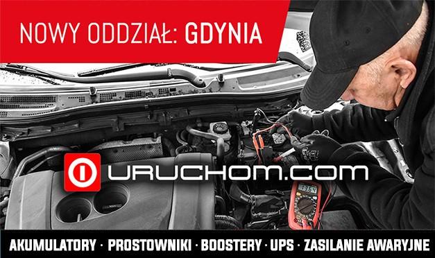 Nowy sklep sieci Uruchom.com na terenie Gdyni
